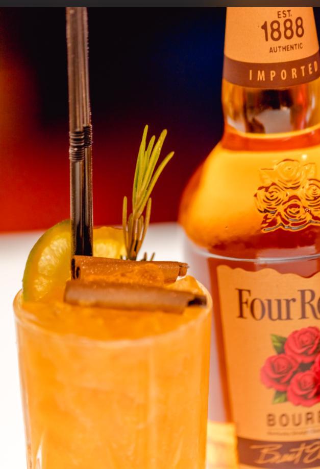 Cohibar Pop-up cocktailbar Cocktail