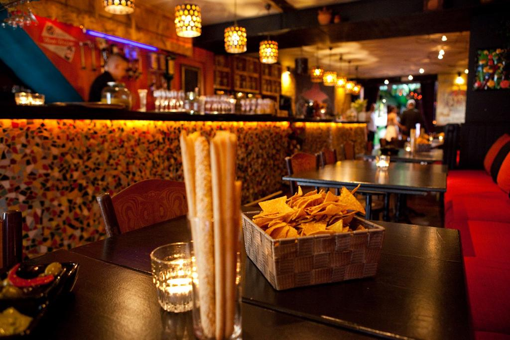 Cohibar Pop-up Cocktailbar Zuiderse Sfeer