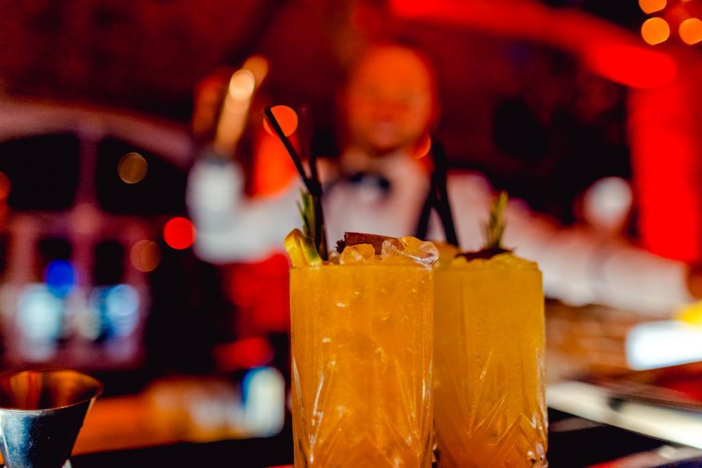 Cohibar Pop-up Cocktaildesigner Cocktails