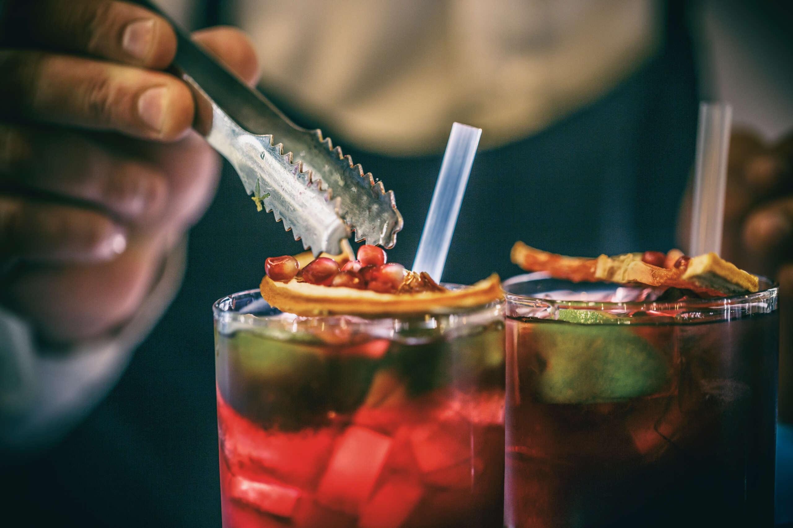Cohibar Popup Cocktailbar