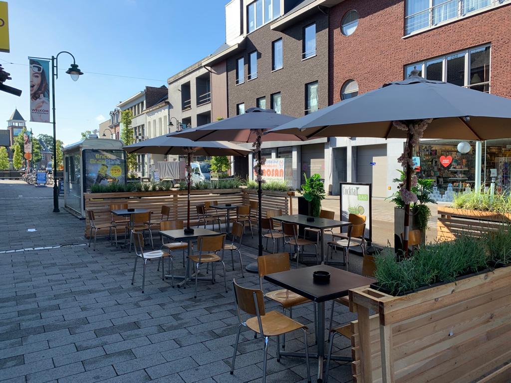 Cohibar Pop-up Terras Heist-op-den-Berg