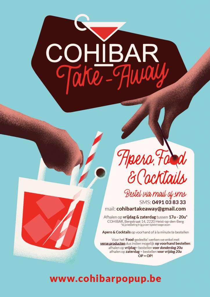 Take-Away Cohibar Bestel hier