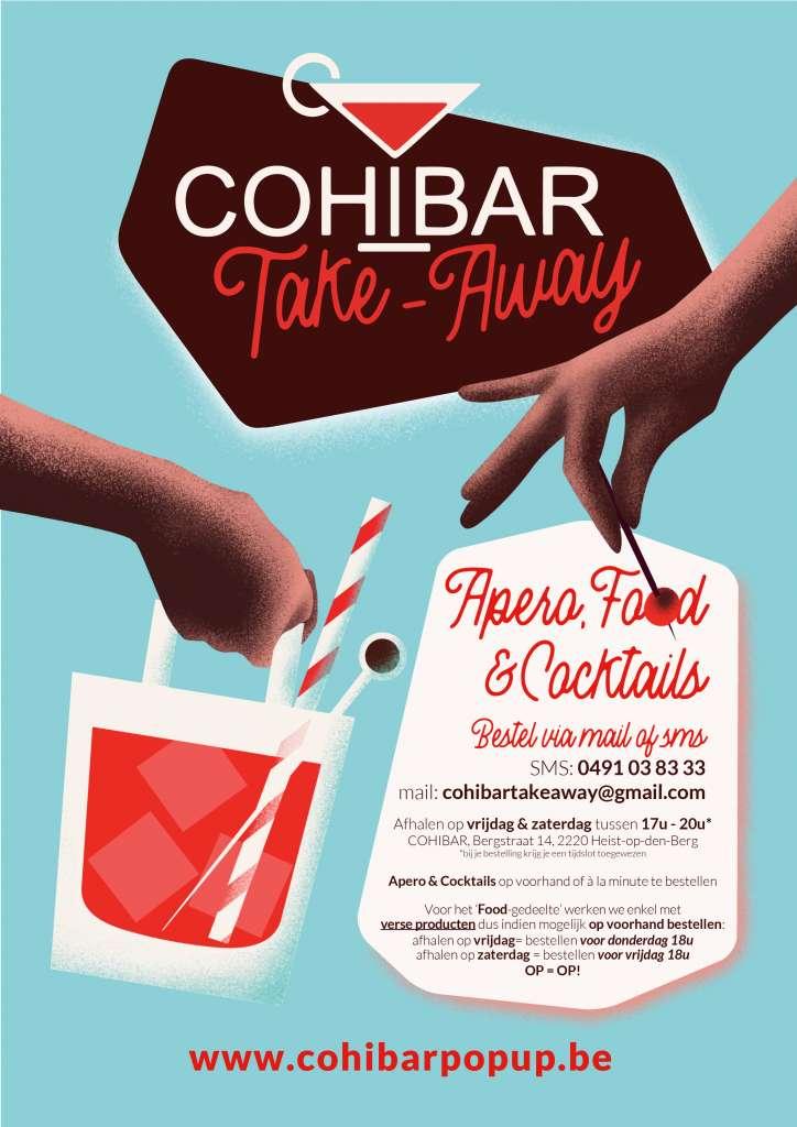 Take-Away Cohibar Bestel Nu